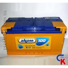 Аккумулятор Akom (Аком) 6СТ - 100