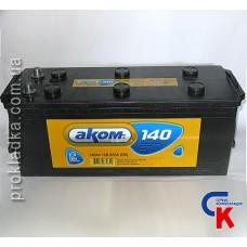 Аккумулятор Akom (Аком) 6СТ - 140