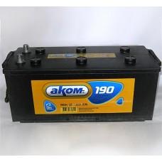 Аккумулятор Akom (Аком) 6СТ - 190 У