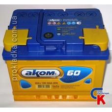 Аккумулятор Akom (Аком) 6СТ - 60