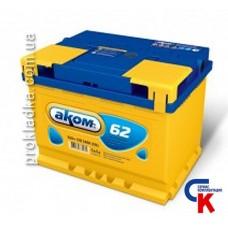 Аккумулятор Akom (Аком) 6СТ - 62