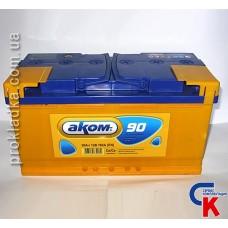 Аккумулятор Akom (Аком) 6СТ - 90