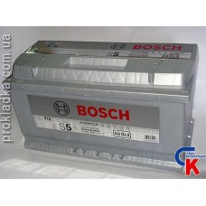 Аккумулятор Bosch (Бош) 6СТ - 100 Евро