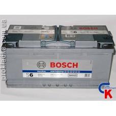 Аккумулятор Bosch (Бош) AGM 6СТ - 105 Евро