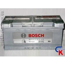 Аккумулятор Bosch (Бош) 6СТ - 110 Евро