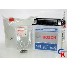 Аккумулятор Bosch (Бош) мото FP 6СТ - 11 Aс