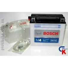 Аккумулятор Bosch (Бош) мото FP 6СТ - 18 Aс