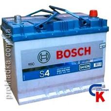 Аккумулятор Bosch (Бош) 6СТ - 45 Азия