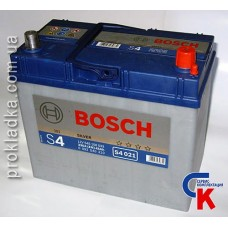 Аккумулятор Bosch (Бош) 6СТ - 45 Азия Евро