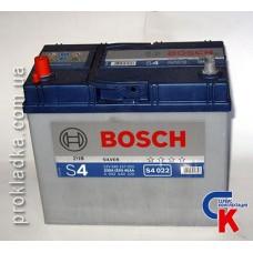 Аккумулятор Bosch (Бош) 6СТ - 45 Азия ТК