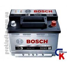 Аккумулятор Bosch (Бош) 6СТ - 45 Евро