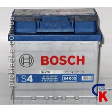 Аккумулятор Bosch (Бош) 6СТ - 54 Евро