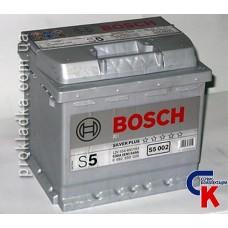 Аккумулятор Bosch (Бош) 6СТ - 52 Н Евро