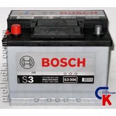 Аккумулятор Bosch (Бош) 6СТ - 56