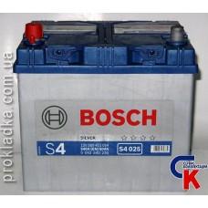 Аккумулятор Bosch (Бош) 6СТ - 60 Азия
