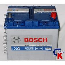 Аккумулятор Bosch (Бош) 6СТ - 60 Азия Евро