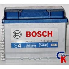 Аккумулятор Bosch (Бош) 6СТ - 60 Евро