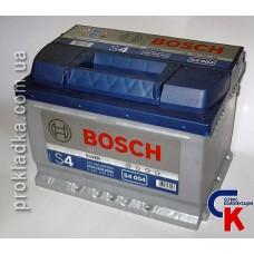 Аккумулятор Bosch (Бош) 6СТ - 60 Н Евро