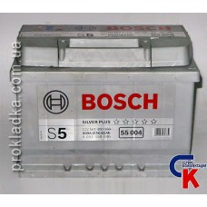 Аккумулятор Bosch (Бош) 6СТ - 61 Н Евро