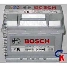 Аккумулятор Bosch (Бош) 6СТ - 63 Евро