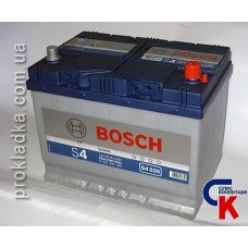 Аккумулятор Bosch (Бош) 6СТ - 70 Азия Евро