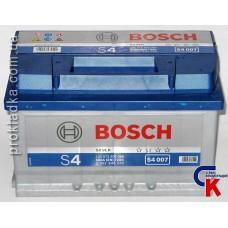 Аккумулятор Bosch (Бош) 6СТ - 72 Н Евро
