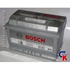 Аккумулятор Bosch (Бош) 6СТ - 74 Н Евро