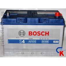Аккумулятор Bosch (Бош) 6СТ - 95 Азия Евро