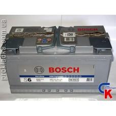 Аккумулятор Bosch (Бош) AGM 6СТ - 95 Евро