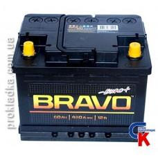Аккумулятор Bravo (Браво) 6СТ - 60 Евро