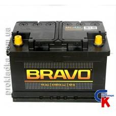 Аккумулятор Bravo (Браво) 6СТ - 74