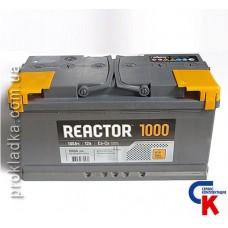 Аккумулятор Reactor (Реактор) 6СТ - 100 Евро
