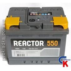 Аккумулятор Reactor (Реактор) 6СТ - 55