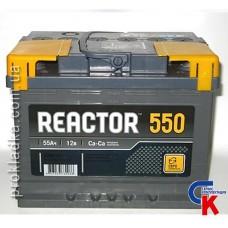 Аккумулятор Reactor (Реактор) 6СТ - 55 Евро