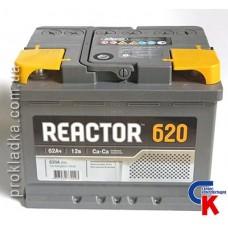 Аккумулятор Reactor (Реактор) 6СТ - 62