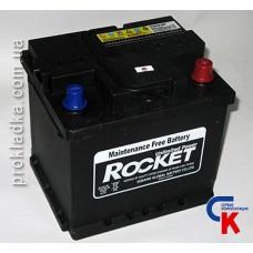 Аккумулятор Rocket (Рокет) 6СТ - 50 Евро Малообслуживаемый