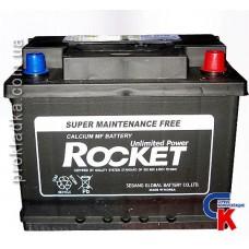 Аккумулятор Rocket (Рокет) 6СТ - 60 Евро Необслуживаемый