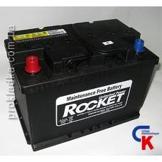 Аккумулятор Rocket (Рокет) 6СТ - 66 Малообслуживаемый