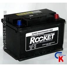 Аккумулятор Rocket (Рокет) 6СТ - 74 Евро Необслуживаемый