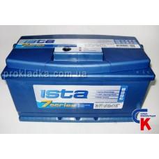 Аккумулятор ИСТА 7 (ISTA 7 Series) 6СТ - 100 A2 Евро