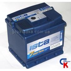 Аккумулятор ИСТА 7 (ISTA 7 Series) 6СТ - 50 A2 Евро