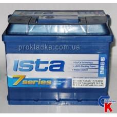 Аккумулятор ИСТА 7 (ISTA 7 Series) 6СТ - 60 A2