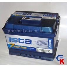Аккумулятор ИСТА 7 (ISTA 7 Series) 6СТ - 60 A2 Низкопольный