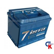 Аккумулятор ИСТА 7 (ISTA 7 Series) 6СТ - 62 A2 Евро