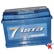 Аккумулятор ИСТА 7 (ISTA 7 Series) 6СТ - 74 A2