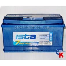 Аккумулятор ИСТА 7 (ISTA 7 Series) 6СТ - 95 A2 Евро
