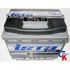 Аккумулятор ИСТА Блэк (ISTA Black) 6СТ - 55 A1