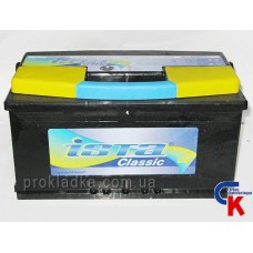 Аккумулятор ИСТА Классик (ISTA Classic) 6СТ - 100 A