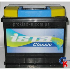Аккумулятор ИСТА Классик (ISTA Classic) 6СТ - 50 A