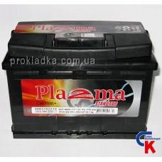 Аккумулятор ИСТА Плазма (ISTA Plazma) 6СТ - 66 A1